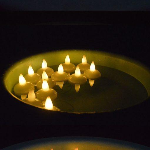 Đèn nến điện tử thả nước