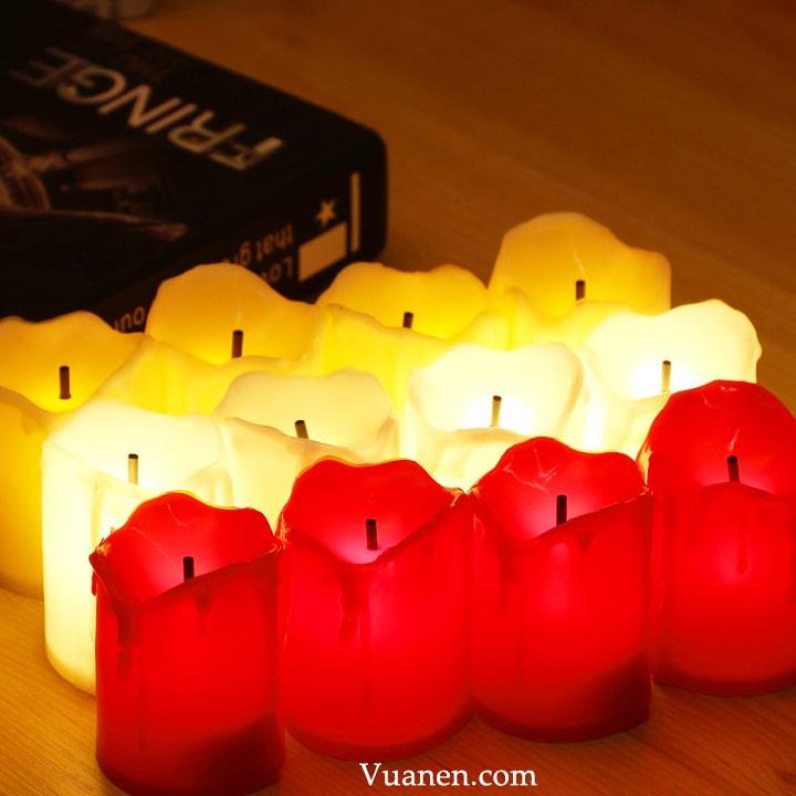 Những mẫu Nến tealight điện tử mini cao ưa chuộng