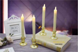 nến cao trang trí bàn thờ rất đẹp