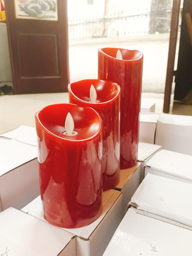 nến tealight loại nào tốt vói những đường kính lớn