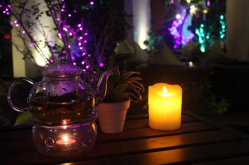 # 1Nến điện tử là gì nến tealight