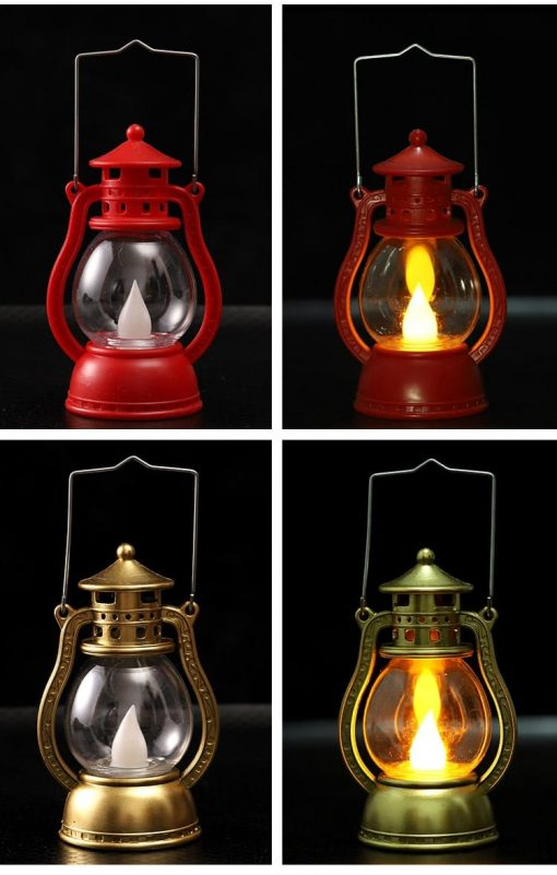 Đèn dầu Halloween trang trí nhà đèn ma lễ hội