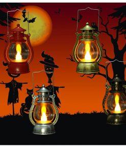 Đèn nến điện tử trang trí Halloween an toàn cho khi sử dụng