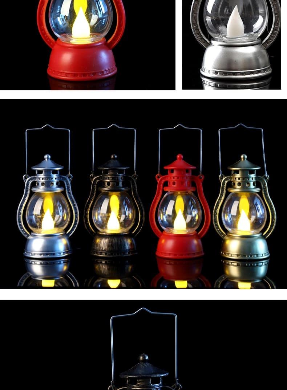đèn dầu led Halloween mang đến sự thay đổi bất ngờ hơn