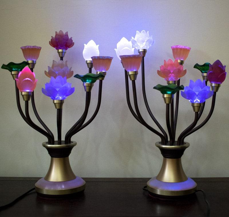 đèn bàn thờ