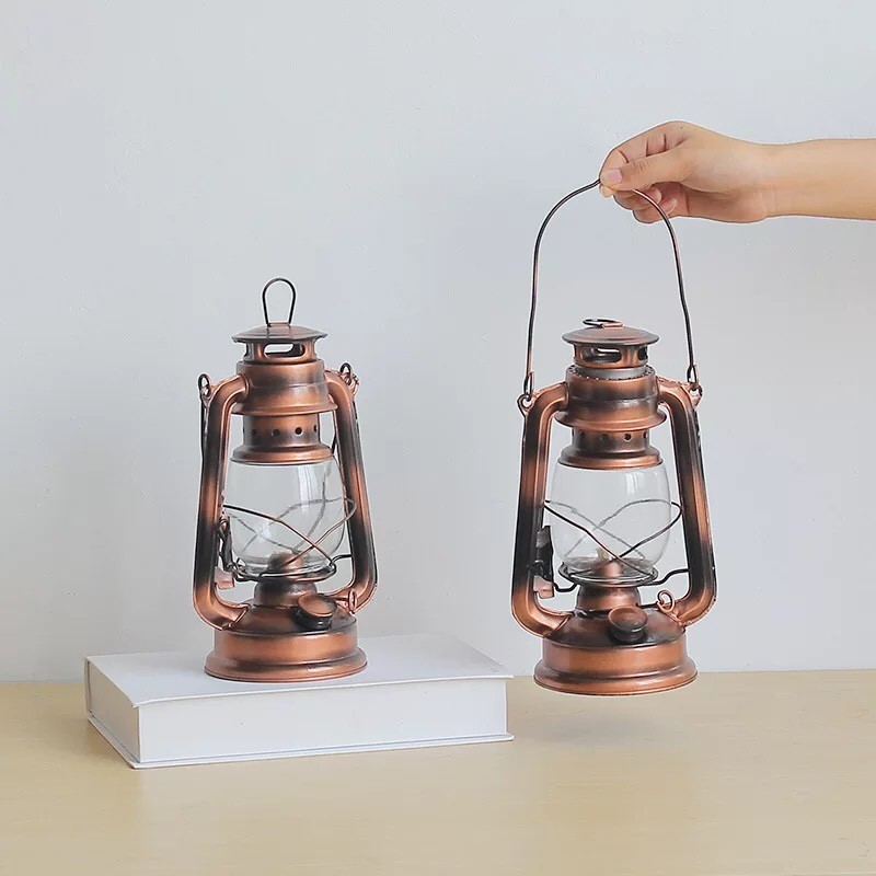 đèn dầu ngày càng không thể thiếu trong mỗi gia đình