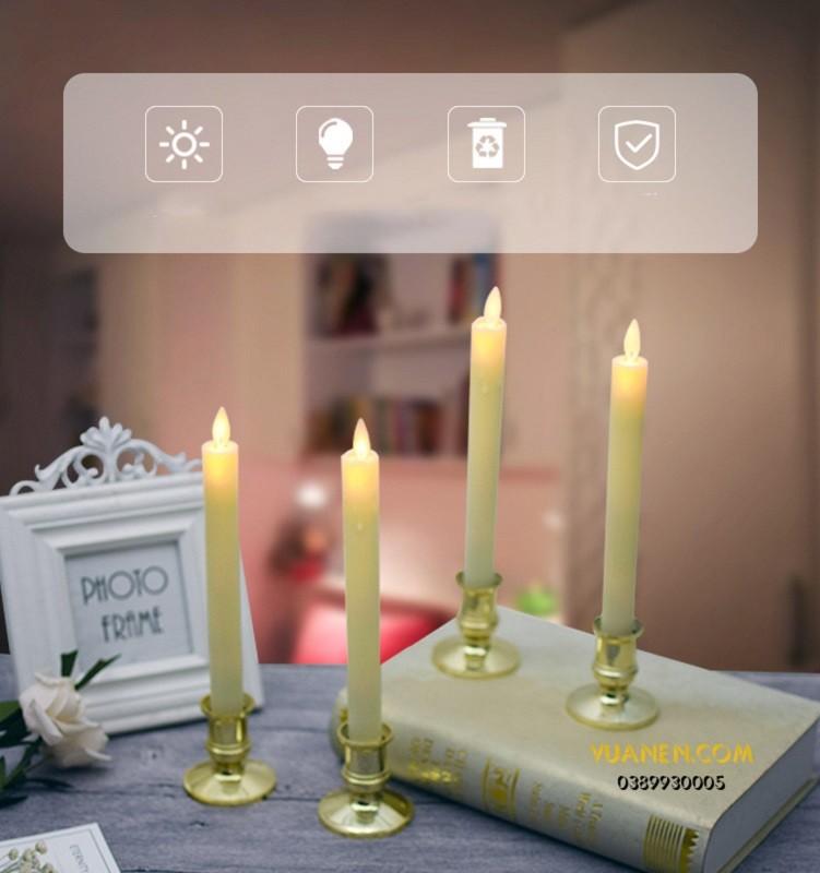 Đèn thờ LED với màu sắc phù hợp không gian thờ cúng