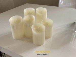 bán nến trụ trắng