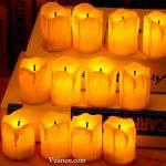Tổng hợp những mẫu Nến tealight tiki bán chạy nhất