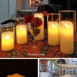 4 Cách trang trí ngôi nhà bằng nến cho mùa noel đẹp rực rỡ