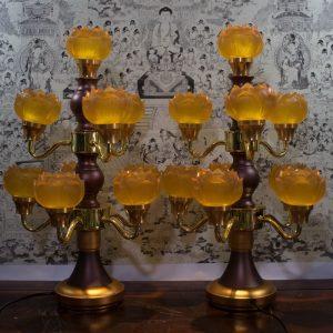 các mẫu đèn điện thờ