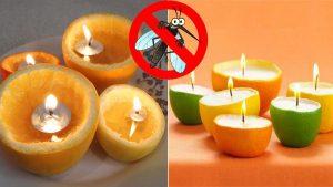 sử dụng nến thơm đuổi muỗi một cách hiệu quả an toàn