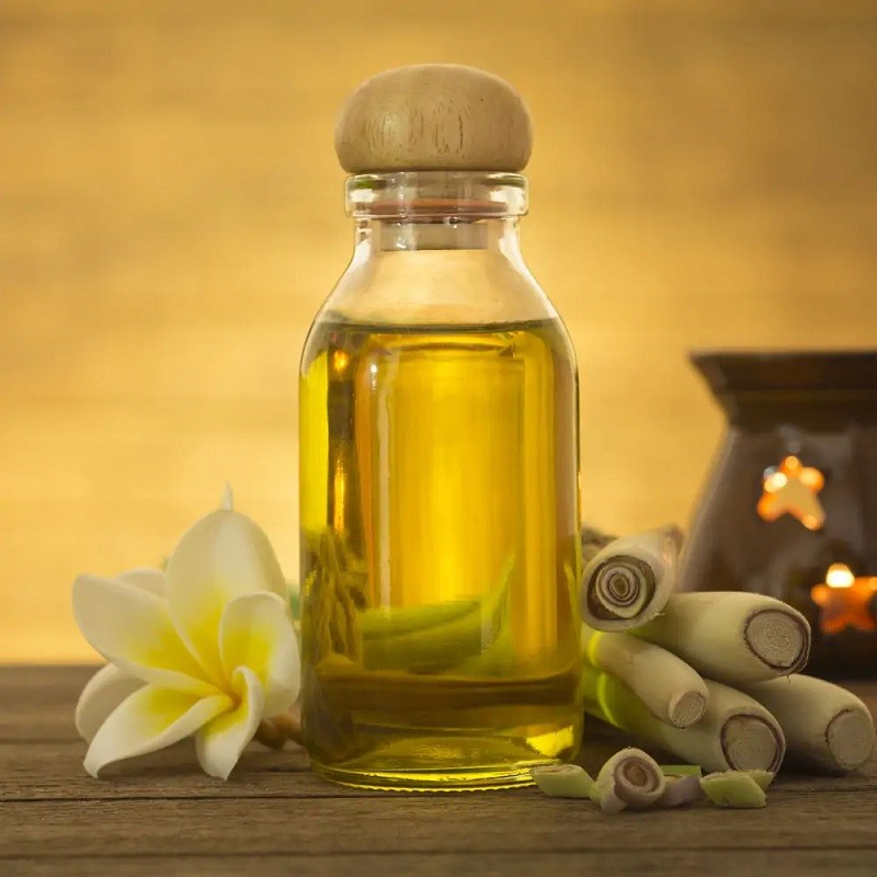 công dụng tuyệt vời của tinh dầu sả java