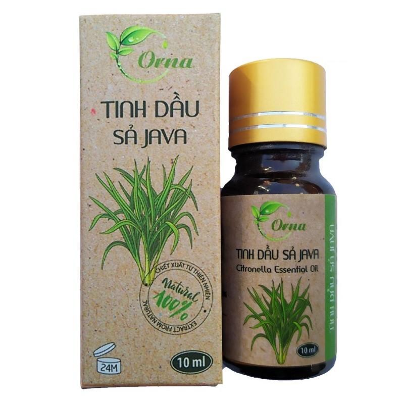 sử dụng tinh dầu sả java tốt cho sức khỏe của cơ thể