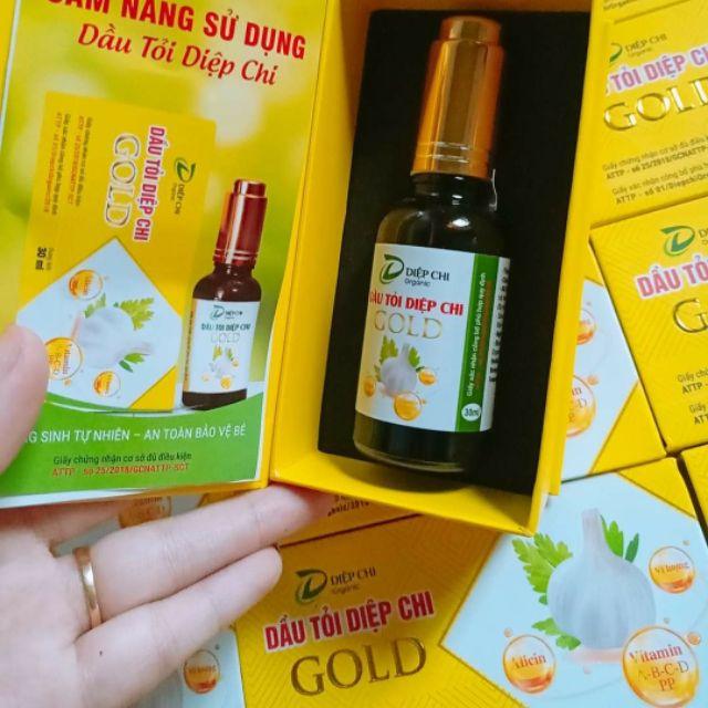 sử dụng tinh dầu tỏi rất tốt cho sức khỏe