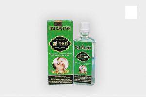 Tinh dầu tràm bé thơ :Tinh dầu tự nhiên nguyên chất dành cho trẻ