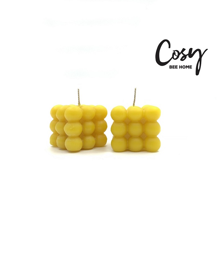 bộ sưu tập nến sáp ong tốt cho ngươi sử dụng